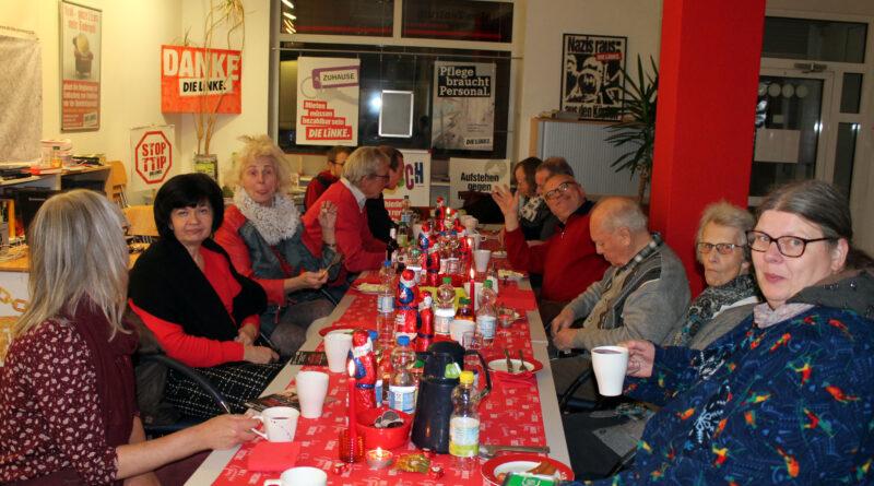 Weihnachtsfest der Linken