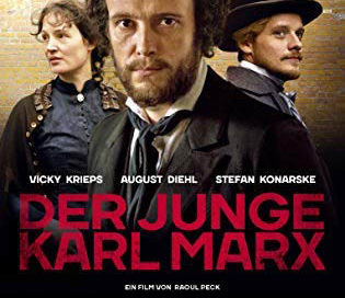 Filmvorführung: Der junge Marx
