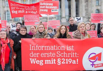 """Der """"219a-Kompromiss"""": Zeichen der Schwäche und des Opportunismus der SPD"""