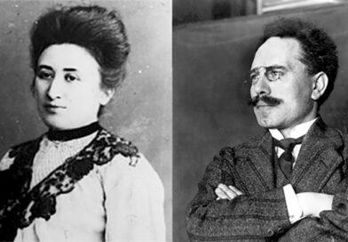 Wir gedenken Rosa Luxemburg und Karl Liebknecht