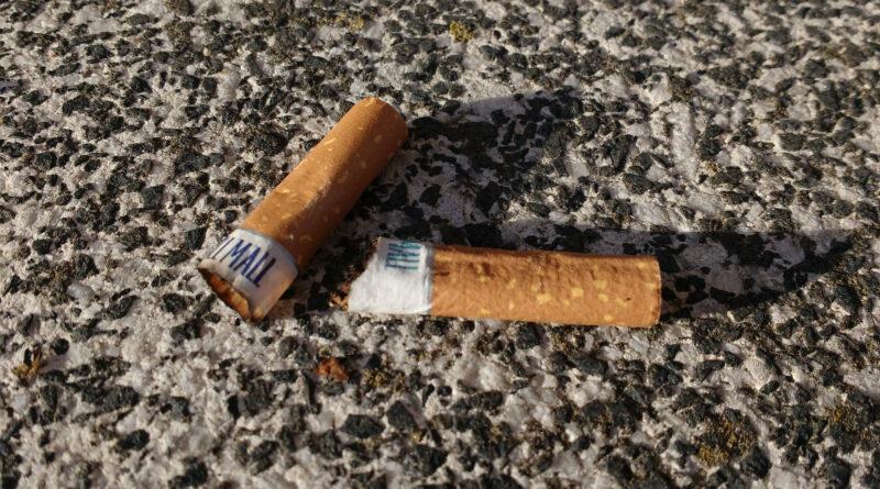 Giftbelastung der Umwelt an ÖPNV-Haltestellen