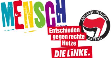 LINKE stellt sich an die Seite des Antifa-Café