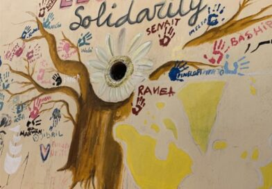 Warten in Moria - Solidarität statt Stacheldraht!
