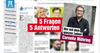 Die Zeitung fragt und Conni Möhring antwortet